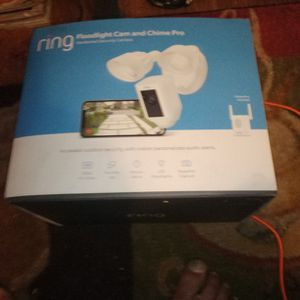 RING (Floodlight Cam and Chime Pro) for Sale in Arvada, CO