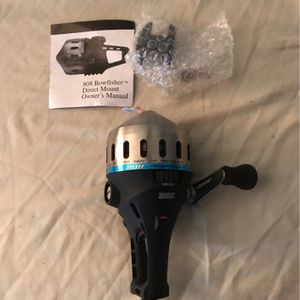 Brand New Zebco Bow Fishing Direct Mount ,,Bow Fishing for Sale in Indianapolis, IN