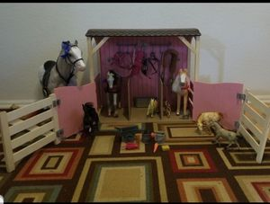 For American girl's barn or for Our Generation for Sale in Chandler, AZ