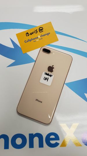 iPhone 8 Plus Tmobile Metro Cricket At&t 64GB for Sale in Garland, TX