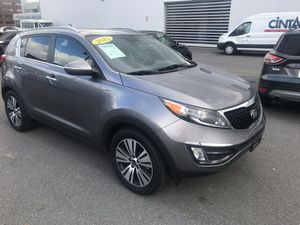 2015 Kia Sportage EX Premium Package Nav/Moonroof with 44,712 miles for $16,889. for Sale in Fairfax, VA