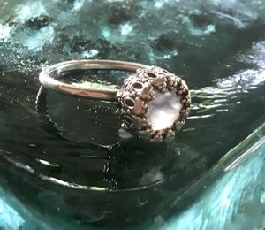 Sterling Silver Moonstone Ring - Handmade for Sale in Deer Park, TX