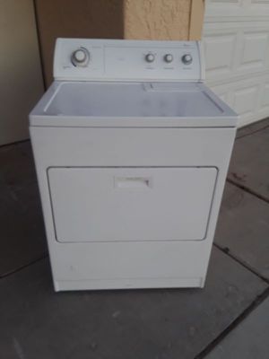 Gas dryer whirlpool for Sale in Las Vegas, NV