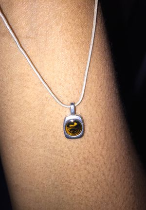 Small color fused necklace. for Sale in Capitol Heights, MD