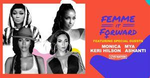 Monica, Mya, Keri Hilson, & Ashanti: Pair of 3rd Row Tickets for Sale! for Sale in Dallas, TX