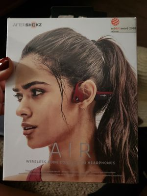 Brand new sealed aftershokz wireless headphones for Sale in Round Rock, TX