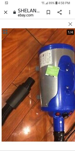 Pet dryer new must pick up for Sale in Washington, DC