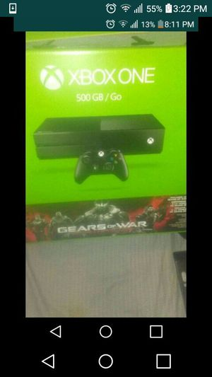 Xbox one 2 new games 2 controllers xbox live and warranty for Sale in Santa Monica, CA