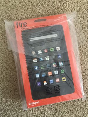 BRAND NEW IN BOX Amazon Fire tablet | $50obo for Sale in San Diego, CA