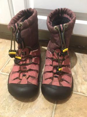 Girls Keens winterport boots for Sale in Gresham, OR
