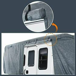 KING BIRD Upgraded Travel Trailer RV Cover for Sale in Covington,  WA