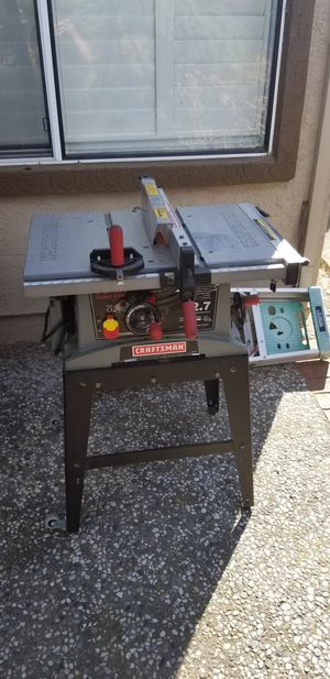 "Craftsman 10"" Table Saw for Sale in Hercules, CA"