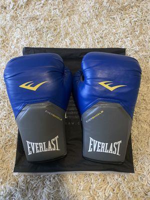 Everlast Evershield Boxing Gloves 16oz for Sale in Atlanta, GA