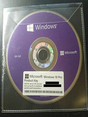 Windows 10 Pro 64 Bit for Sale in Harker Heights, TX