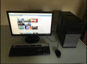 """Core i5 Desktop Computer w/ 19"""" Monitor for Sale in Elgin, IL"""