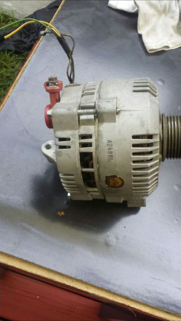 Alternator for crown Vic Lincoln &mercery marquis 1997 to1999