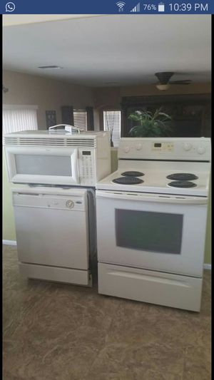 Whirlpool appliances for Sale in Tolleson, AZ