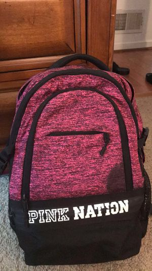 Vs pink backpack for Sale in Mount Airy, MD