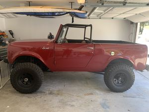1966 International Scout 800 for Sale in Mission Viejo, CA