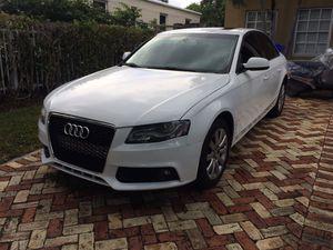 2013 Audi A4 Quattro for Sale in Miami, FL