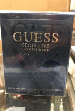 Guess seductive homme blue for Sale in Las Vegas, NV