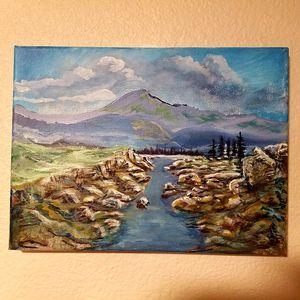 Acrylic On Canvas for Sale in Rancho Cordova, CA