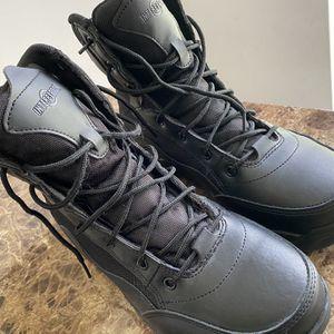 Interceptor Work Boots $30 (steel Toe) for Sale in Miami, FL