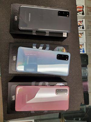 Samsung galaxy s20 unlock 128gb for Sale in Brooklyn, NY