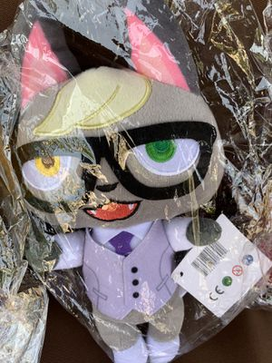 Raymond - Animal Crossing Plushy for Sale in Glendale, AZ