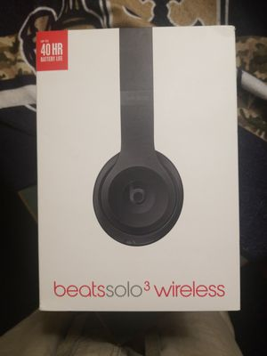 Beats solo3 wireless headphones for Sale in Metairie, LA