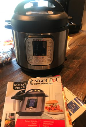 Instant Pot Nova Plus for Sale in Chula Vista, CA