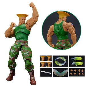 Ultimate Street Fighter Guile 1:12 scale action figure Storm Collectibles for Sale in Montclair, CA