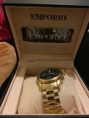 Emporio Armani watch for Sale in Queens, NY