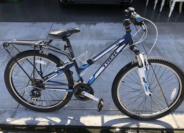 Trek 820 Aluminum Mountain Bike