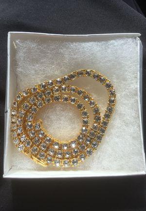 Gold Diamond Chain for Sale in Nashville, TN