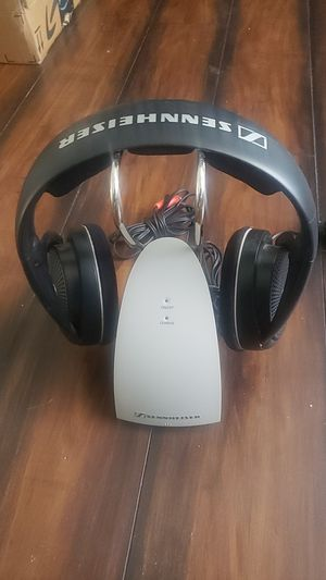 Sennheiser wireless headphones for Sale in Las Vegas, NV