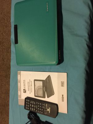 Wireless Portable DVD player for Sale in Norfolk, VA