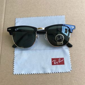 Ray Ban Clubmaster 3016 sunglasses With Receipt for Sale in Washington, DC