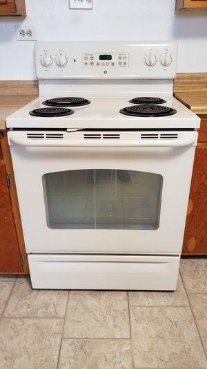 G.E. electric stove for Sale in Spokane, WA