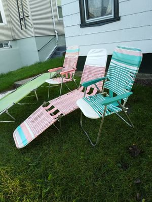 Taiwan made folding chairs, polyurethane for Sale in Pawtucket, RI
