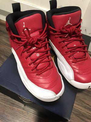 Jordan retro 12 gym red size 4 for Sale in Houston, TX