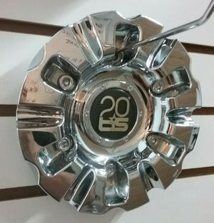 TIS Chrome Custom Wheel Rim Center Cap Hubcap Cover # HC-TIS06-285 / S502-05 ONE for Sale in Phoenix, AZ