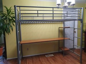 Loft bunk bed for Sale in Kent, WA