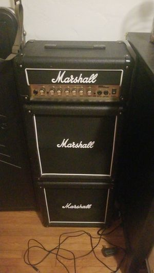 Marshall mg15msii mini stack for Sale in Miami, FL