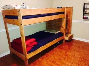 Pottery Barn Solid Wood Bunk Beds for Sale in Nashville, TN