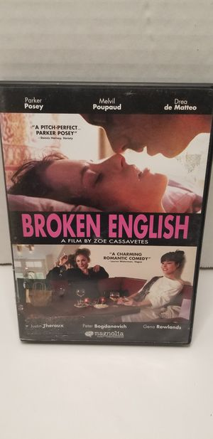 Broken english dvd for Sale in Piney Flats, TN
