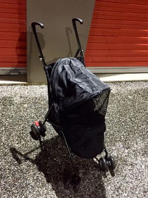 Pet Stroller, Perfect for Cat or Small Dog, Folds up! for Sale in Baltimore, MD