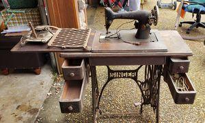 Antique Singer Sewing Machine for Sale in Virginia Beach, VA