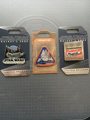 Disney Star Wars Pins for Sale in Downey, CA