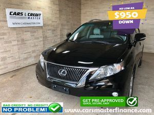 2012 Lexus RX 350 for Sale in Garland, TX